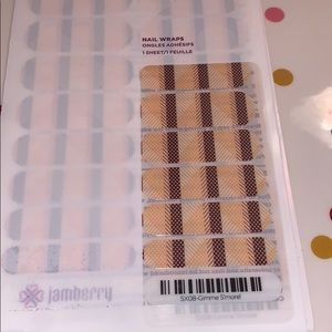 Jamberry wrap- Gimmie S'more!